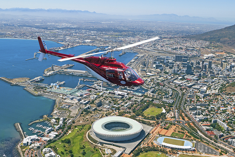 Sport Cape Town Huey Helicopter | Tours | Camps Bay / Hout Bay