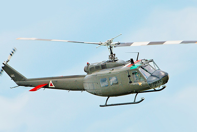 Wikipedia | Bell UH-1 Iroquois