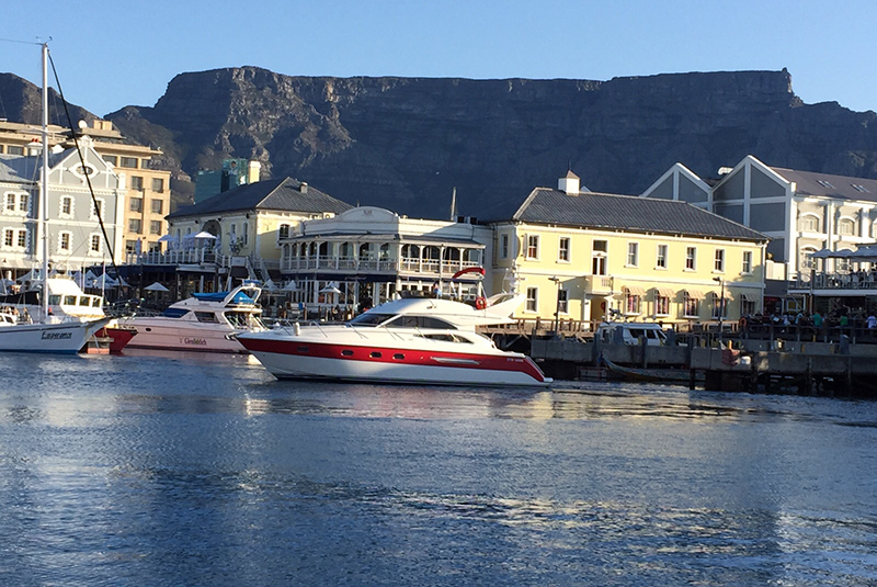 Sport Motor Yachts Cape Town Waterfront | Tours | Combo Special