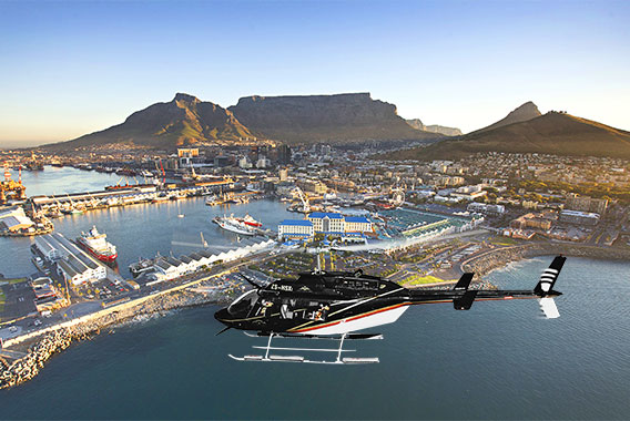 Sports Cape Town Huey Helicopter | Tours | The Hopper