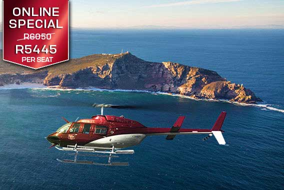 Flythehuey Cape Town Huey Helicopter | Tours | Cape Point