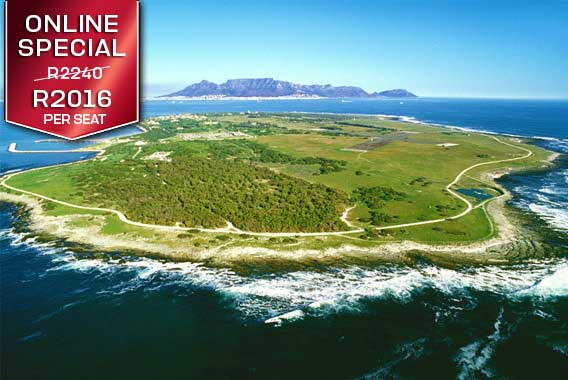 fly the huey | Cape Town Waterfront | Robben Island Private Cruise & Tour