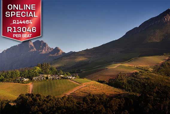 FLythehuey Cape Town Huey Helicopter | Tours | Winelands