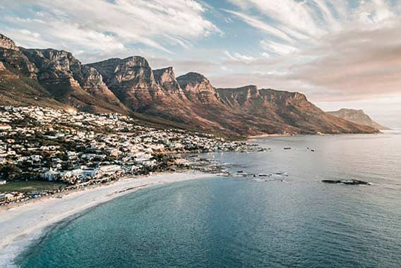 two oceans helicopter flight